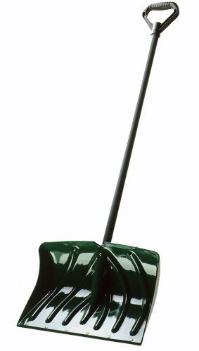 Suncast 18-Inch Snow Shovel/Pusher Combo Just $21.83! (Reg. $30)