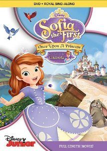 Sofia the First: Once Upon a Princess on DVD Only $9.96 (Reg. $19.99)!