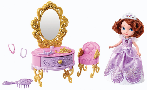 Disney's Sofia The First Royal Vanity 70% OFF - Just $7.49!