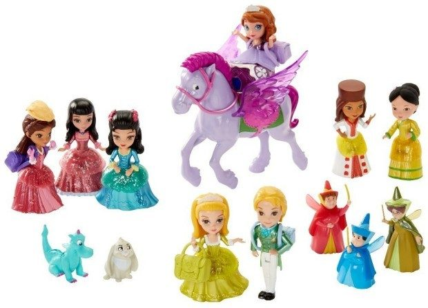 Disney Sofia The First Royal Prep Figure Collection Just $25.97 Down From $40!
