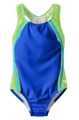 Speedo Sport Splice Swimsuit As Low As $16.30!