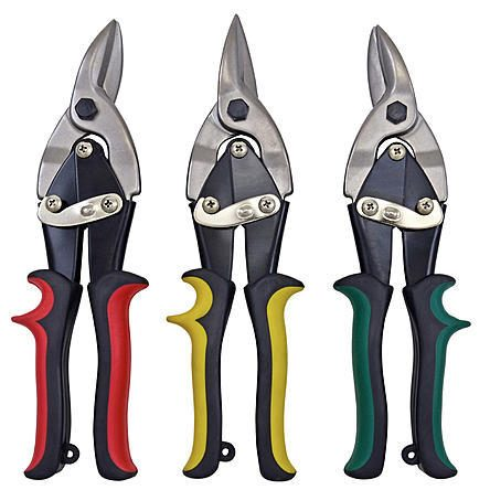 Craftsman Evolv 3 pc. Aviation Snip Set Just $9.99! Down From $21.99!