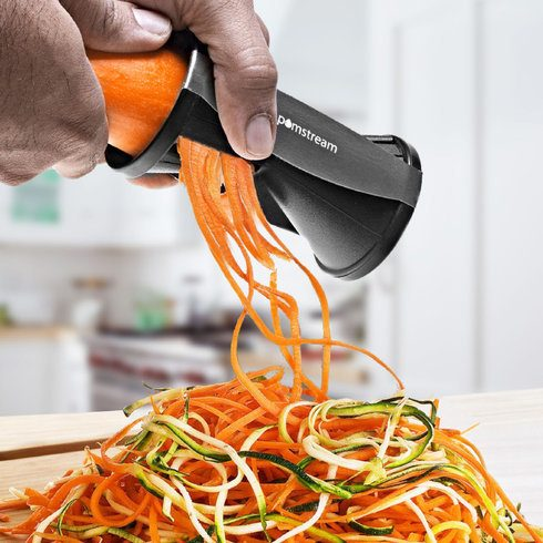 Spiral Vegetable and Fruit Slicer Only $7.99 + FREE Shipping!