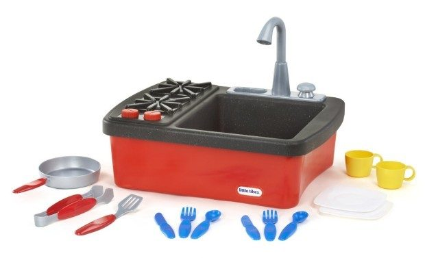 Little Tikes Splish Splash Sink & Stove Just $10.98! (Reg. $20)
