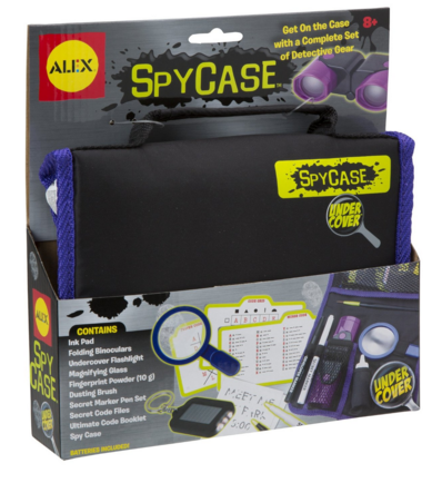 ALEX Toys Spy Case Just $18 Down From $33!