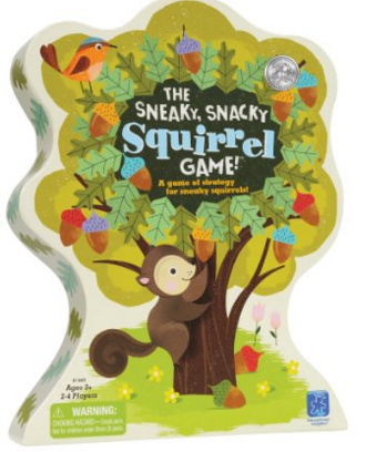 Educational Insights The Sneaky, Snacky Squirrel Game Just $11.77 Down From $22!