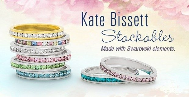 Kate Bissett Swarovski Crystal Eternity Band Only $3.99!
