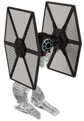 Hot Wheels Star Wars The Force Awakens First Order TIE Fighter Vehicle Just $3.52 Down From $7!