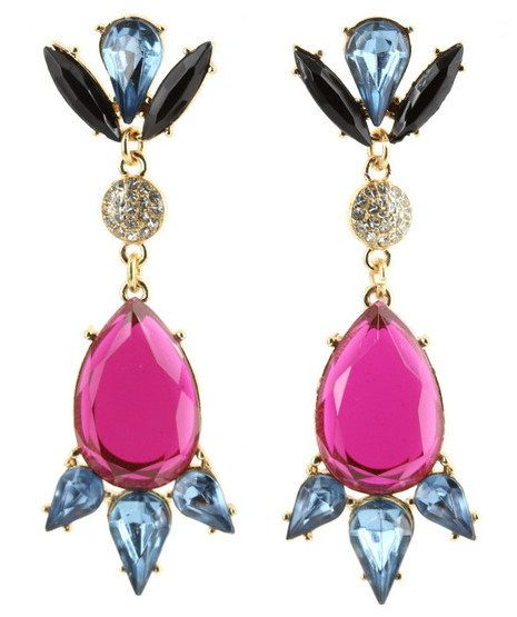 Louise Teardrop Statement Earrings Only $14.95!