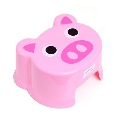 Pink Piggy Step Stool Only $5.79 Plus FREE Shipping!