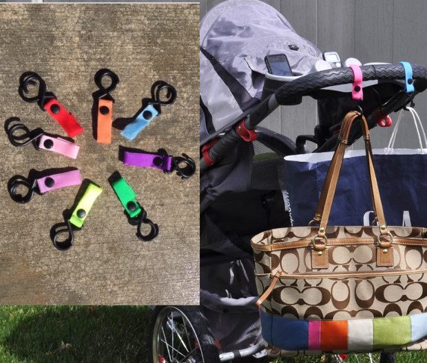 Handy Stroller Hooks Just $2.99!