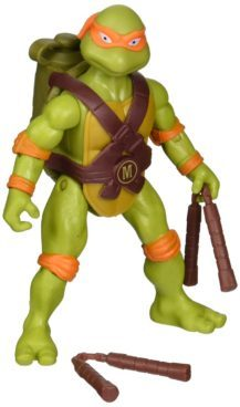 Classic Spittin' Michelangelo Action Figure Just $3.20! (Reg. $12)