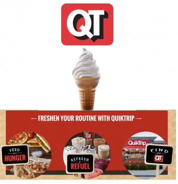5/21 & 5/22! FREE Ice Cream Cone At QuikTrip!