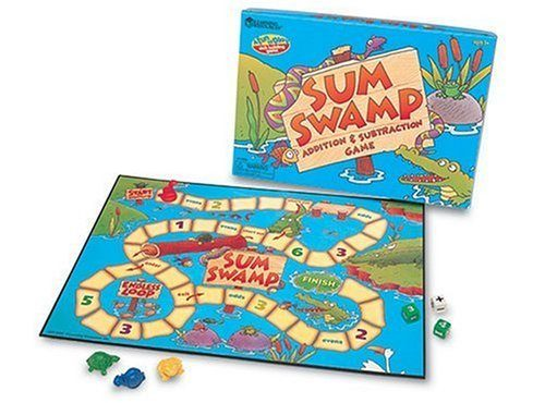 Learning Resources Sum Swamp Game Only $7.99! (reg. $18.99)