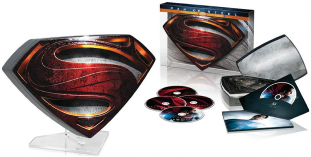 Man Of Steel (Collector's Edition) Just $21.50 Down From $60!