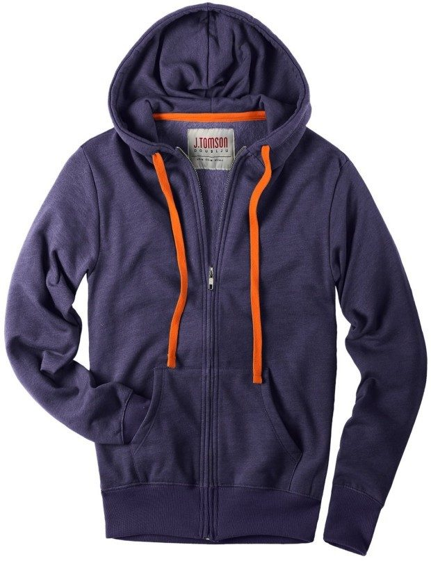 Womens Long Sleeve Super Slim Zip-Up Hoodie Starts At $9.99!