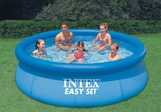 "10' x 30"" Intex Easy Set Pool $49.99! (Reg. $100) Ships FREE!"