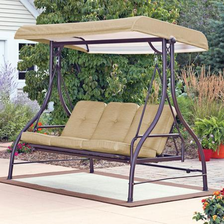Converting Outdoor Swing/Hammock Only $199 at Walmart!
