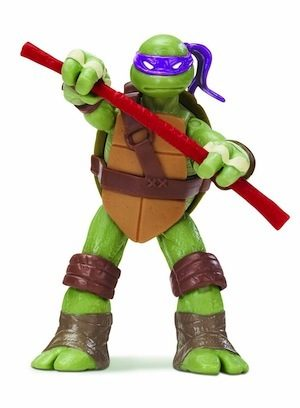 Teenage Mutant Ninja Turtles Figures Only $6.74! (reg. $11.99)