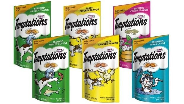 FREE Temptations Cat Treat At Sam's Club For Members!