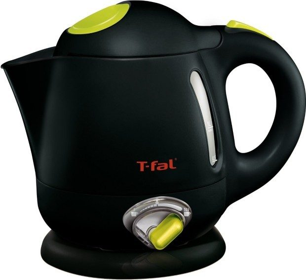 T-fal 4-Cup 1750-Watt Electric  Cordless Kettle Only $18.74!