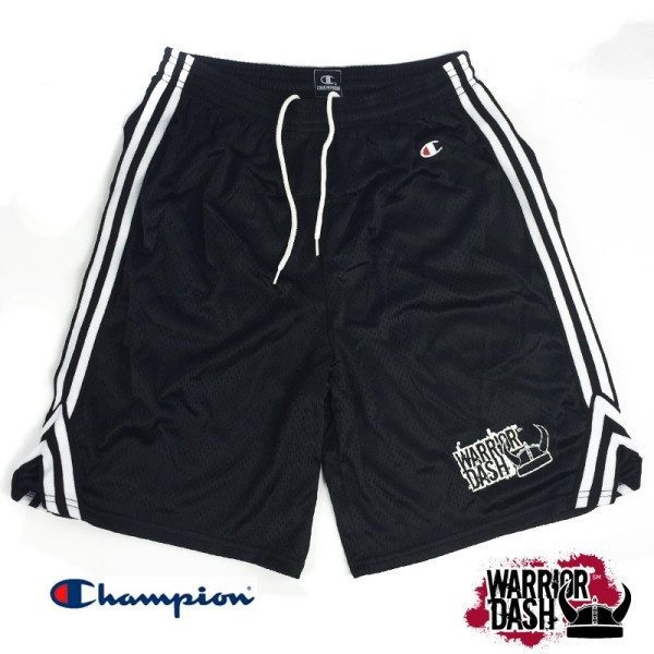 Champion Mens Athletic Shorts - Warrior Dash Edition Only $7.99 Plus FREE Shipping!