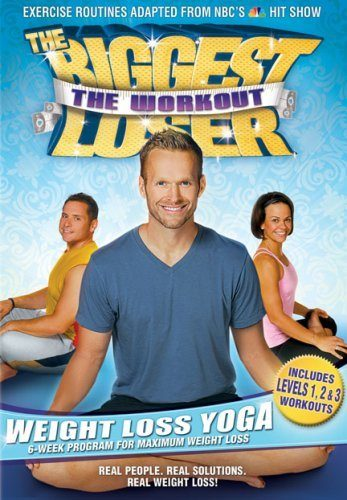 The Biggest Loser: The Workout - Weight Loss Yoga Only $7.99!