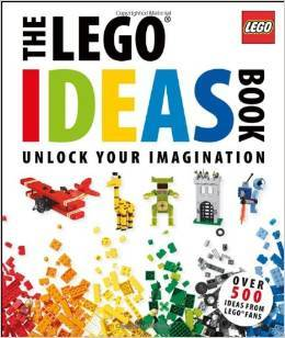 The Lego Ideas Book $11.26! (reg. $24.99)