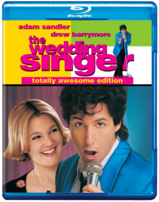 the wedding singer blu-ray