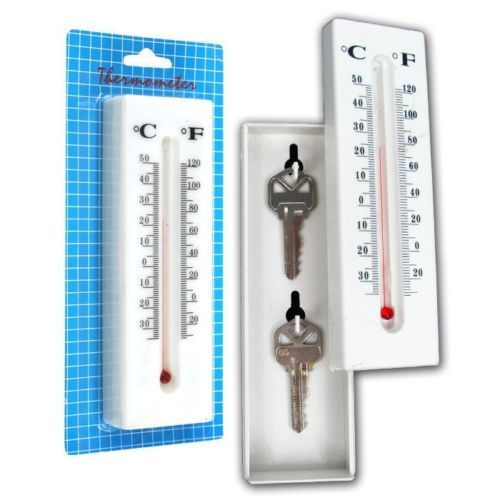 Hide-A-Key - Working Thermometer - Set of 2 Only $6.99 Ships FREE!