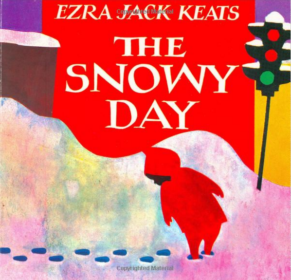 The Snowy Day Paperback Just $6!