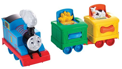 Fisher-Price Thomas Activity Train Set Just $10.55 Down From $32.99!
