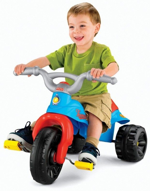 Fisher-Price Tough Trike Just $19.99!