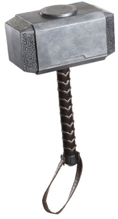 Avengers 2 Age Of Ultron Child's Thor Hammer (Mjolnir ) Just $9.09 Down From $14!