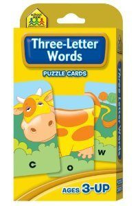 Three Letter Words Flash Cards Just $2.69! (reg. $9.99)