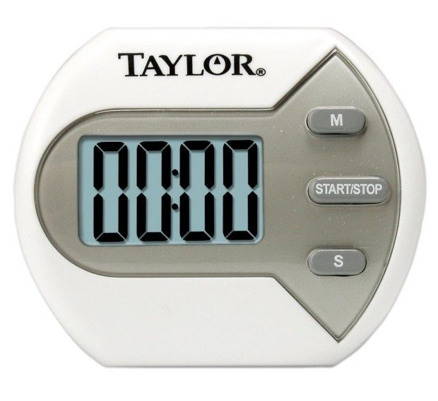 Taylor Digital Minute/Second Timer Only $6.06 Plus FREE Shipping!