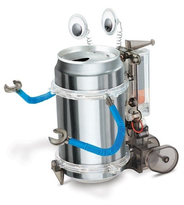 4M Tin Can Robot Only $11.44!