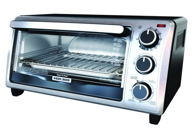 Black & Decker 4-Slice Toaster Oven Just $24.94! (Save 38%!)