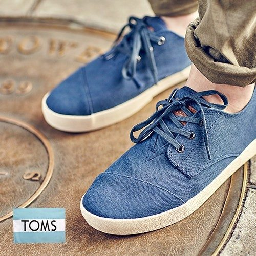 All TOMS Shoes on Sale for Up to 40% Off at Zulily!