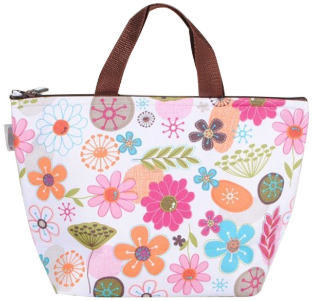 Waterproof Insulated Lunch Tote Only $5.10!