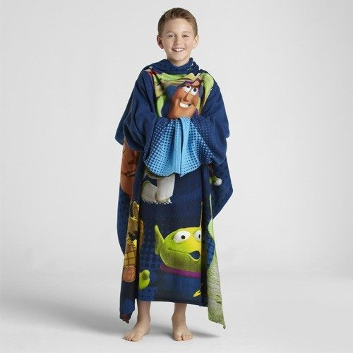 Disney Pixar Toy Story Youth Snuggle Blanket With Sleeves Just $9.99 Down From $39.99! Ships FREE!