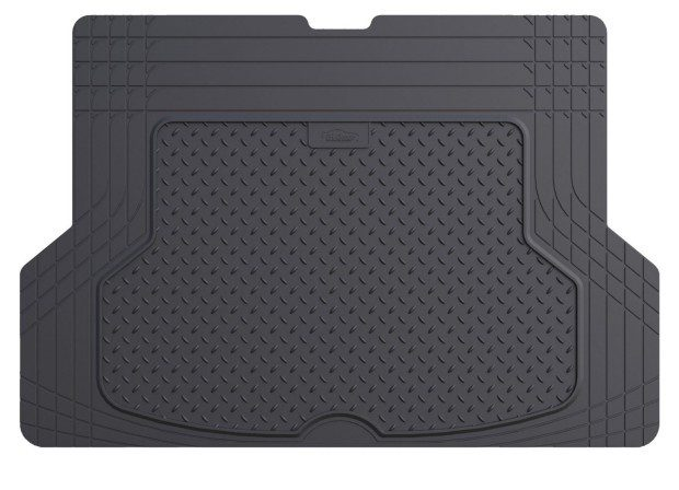 Premium Rubber Custom Fit Trunk Liner/Cargo Mat Gray Just $28.50!  Ships FREE!