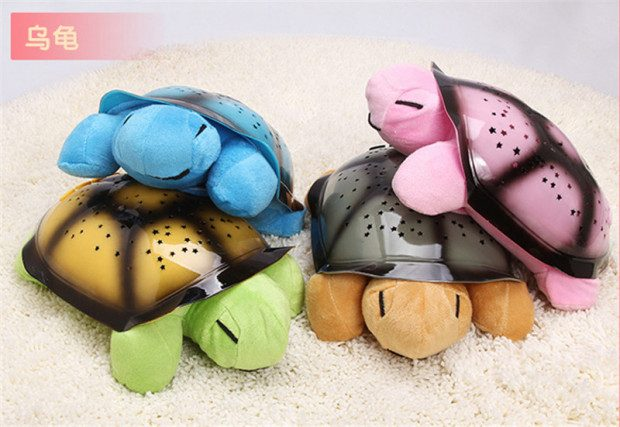 Turtle Night Light Only $19.80 Shipped!
