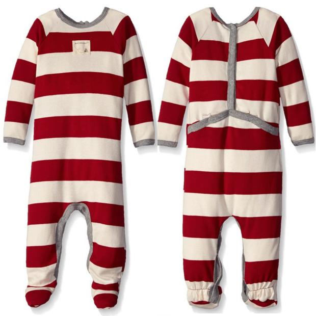 Burt's Bees Baby Unisex-Baby Organic Pajama Starting At $16.95!