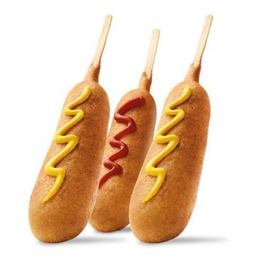 50¢ Corn Dogs At Sonic!