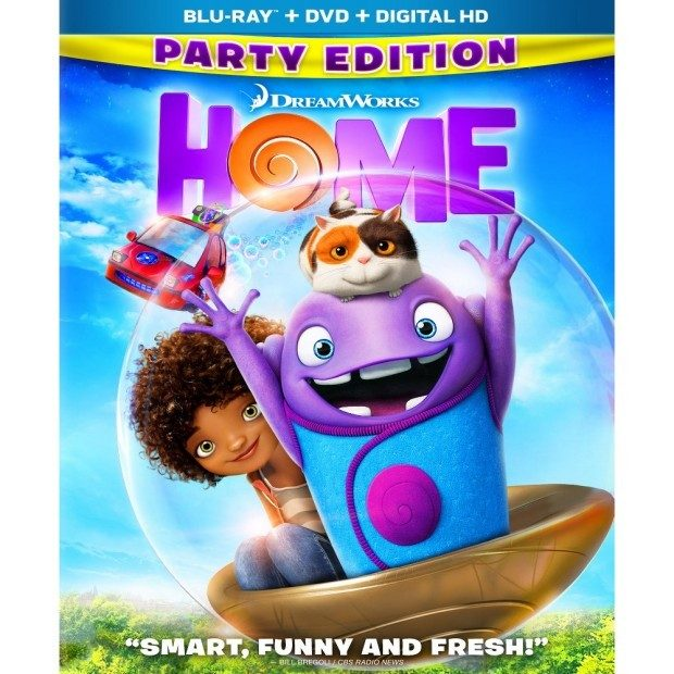 Home 2-Disc Blu-ray Just $14.99!  Down From $26.99!