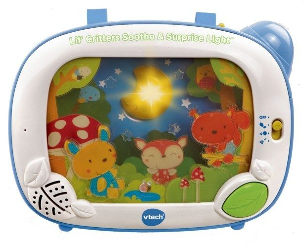 VTech Baby Lil' Critters Soothe and Surprise Light Just $22.46!