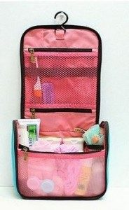 waterproof travel toiletry organizer