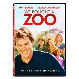 80% OFF We Bought a Zoo DVD - Just $2.99!