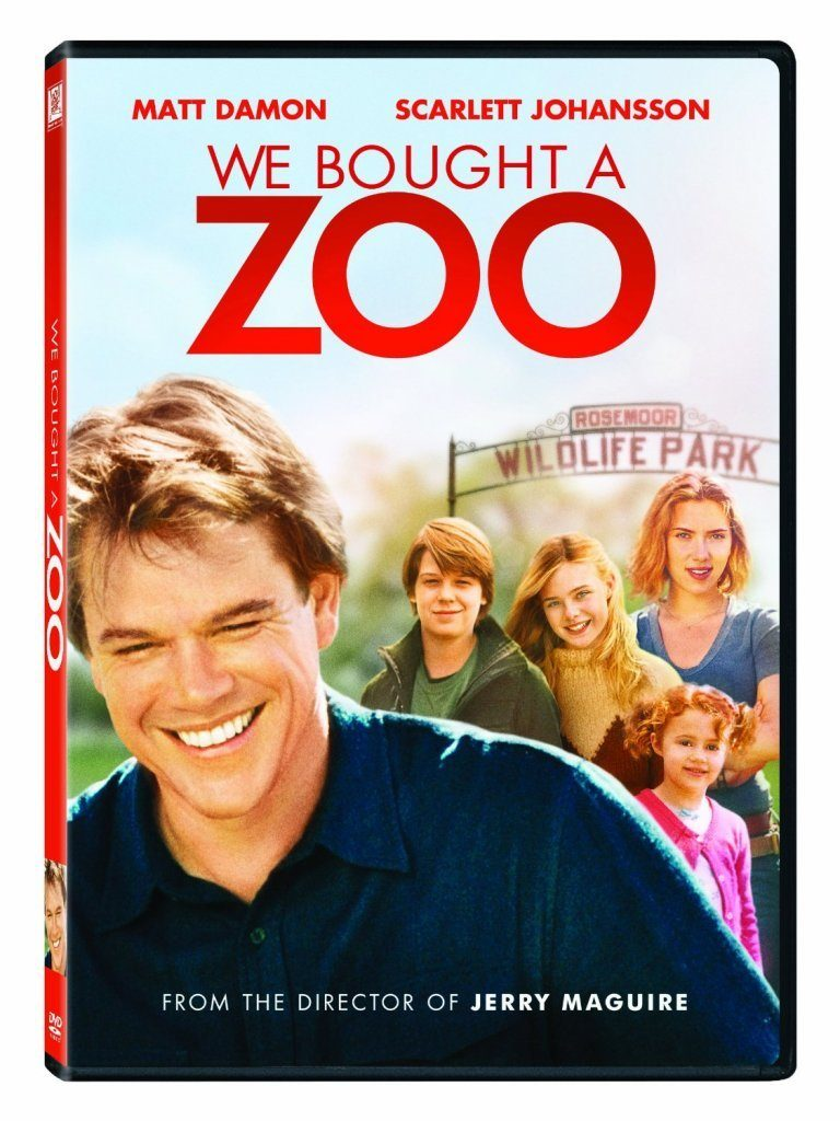 We Bought a Zoo DVD Just $2.99 + FREE Shipping with Prime!